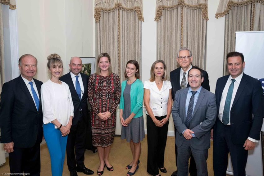 ABD-Türkiye İlişkileri ve Türk - Amerikan Kadın Liderliği Girişimi Paneli Düzenledi.