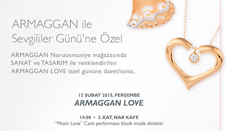 Armaggan Love Reception