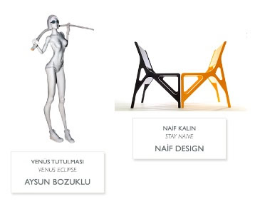 ARMAGGAN Art & Design Gallery Solo Exhibition Series continues with Aysun Bozuklu and Naif Design