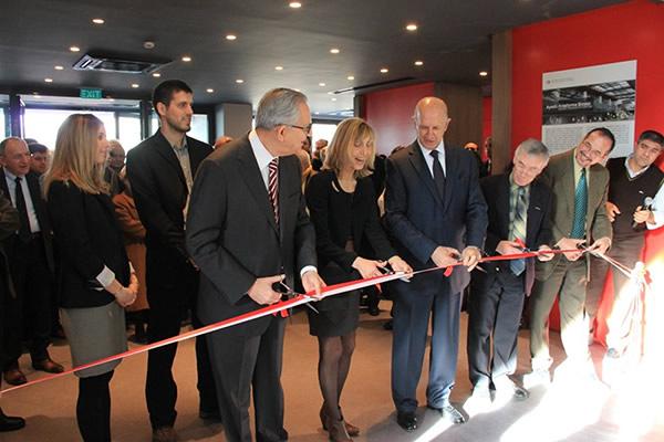 TCF Donates Research Center to METU