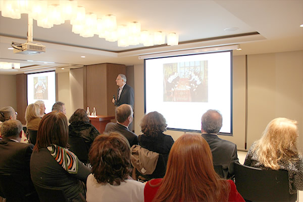 TCF Sponsors New Book on Ottoman Culture in Europe